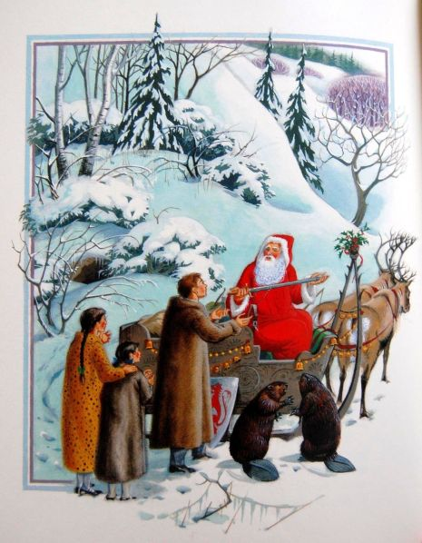 13_Y Father Christmas in Narnia