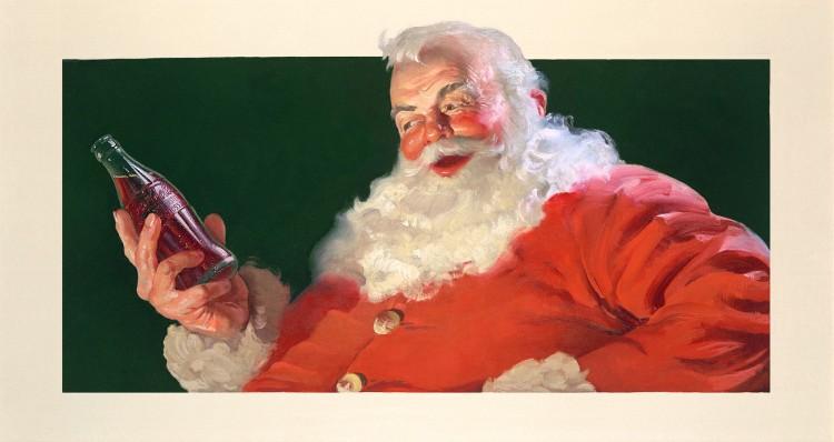 Coke Santa by Haddon Sundblom 1931 01