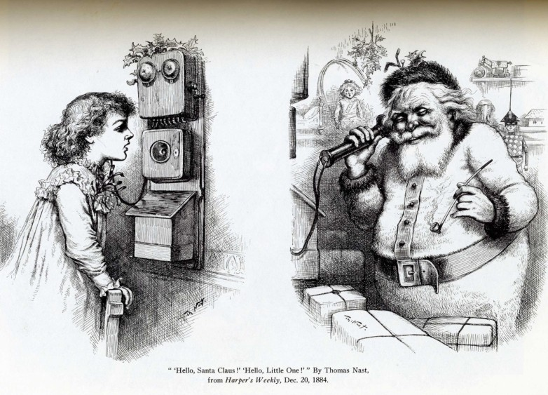 Nast Hello Little One 1884