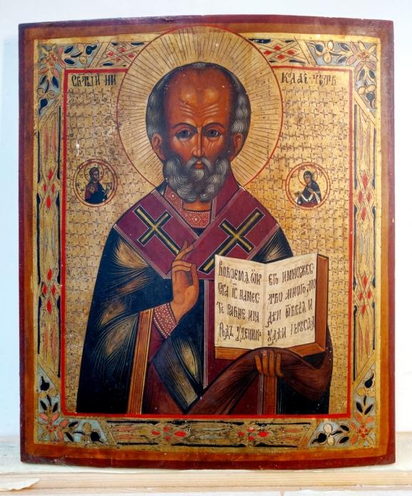 Saint-Nicholas-Icon