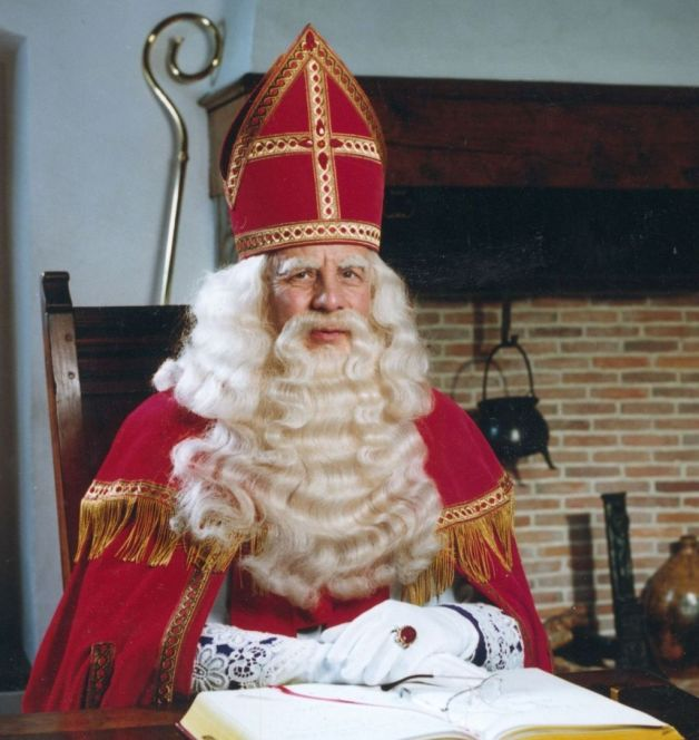 Sinterklaas Dutch